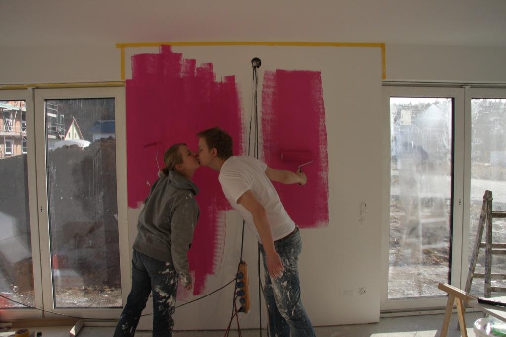 streichen part ii oder endlich farbe d ckinghaus streichen part ii oder endlich farbe. Black Bedroom Furniture Sets. Home Design Ideas